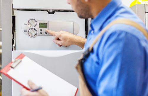 Servicii mentenanta termica si sanitara Luca Instal Expert