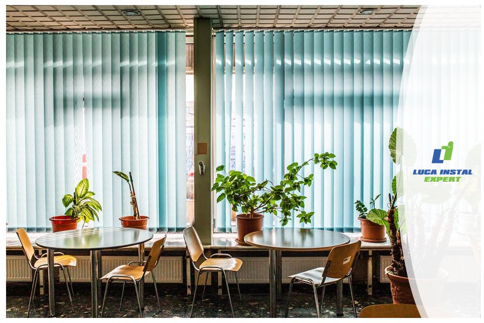 Modernizare sediu birouri – lucrare termica – Luca Instal Expert 2