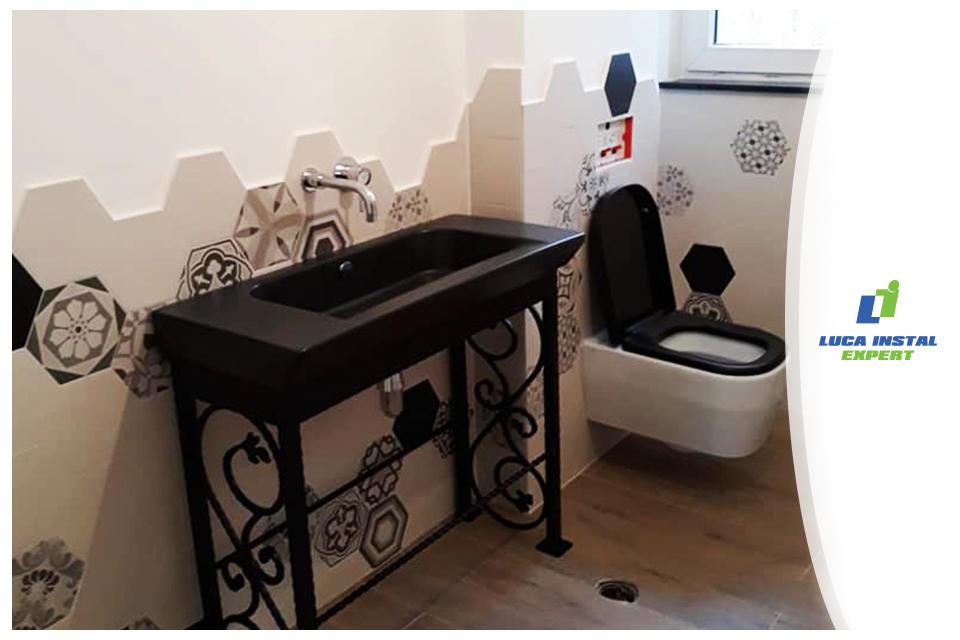 Montaj obiecte sanitare – Luca Instal Expert – 5